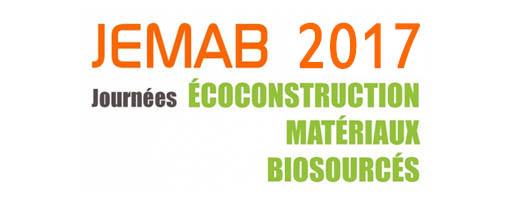 Journées Ecoconstruction Matériaux Biosourcés